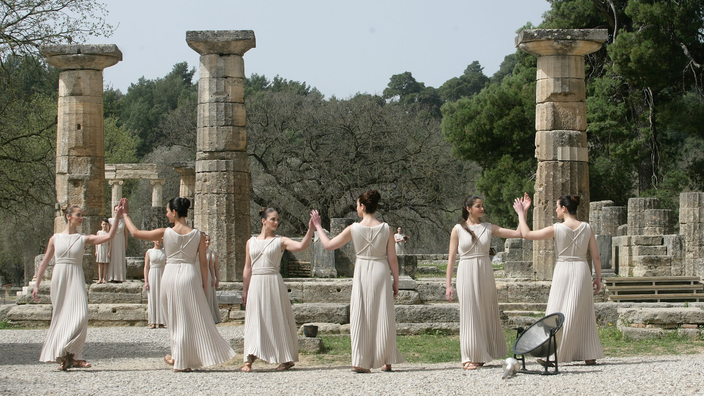Onarviptransfer Ancient Olympia