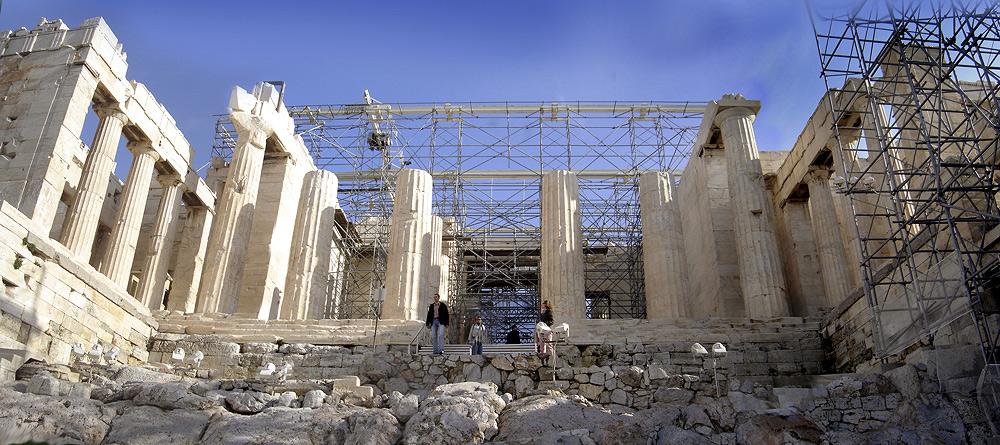 Propylaea-athens